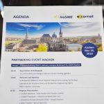 Agenda Partnering Event Aachen Dezember 2018